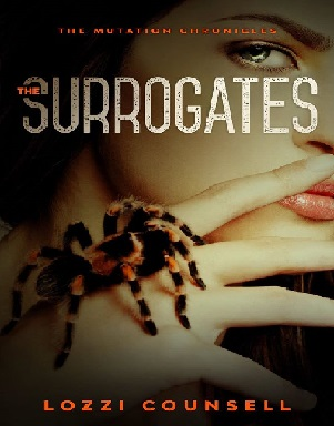 Lozzie Counsell – The Surrogates: A post-apocalyptic short story (The Mutation Chronicles) Kindle Edition